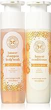 The Honest Company Shampoo & Conditioner Set 10 fl.oz.(296mL), Pack of 2