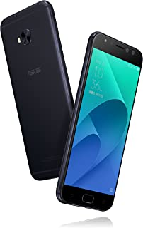 ASUS Zenfone 4 selfie Pro ブラック 【日本正規代理店品】 ZD552KL-BK64S4/A