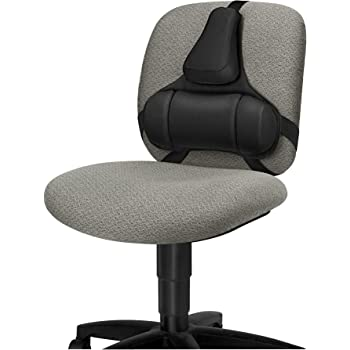 Fellowes Professional Series Back Support, Black (8037601)