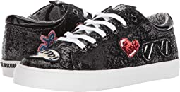LOVE Moschino Sneaker w/ Patches