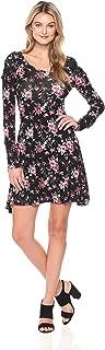Freshman 1996 Women's Knit Ruffle Dress