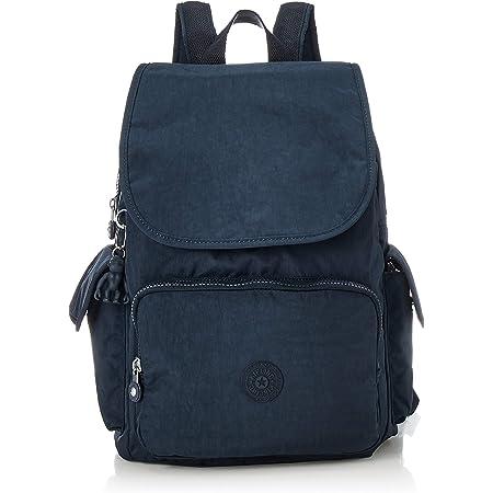 Kipling Womens City Pack Backpacks, Blue Bleu 2, 18.5x32x37 cm