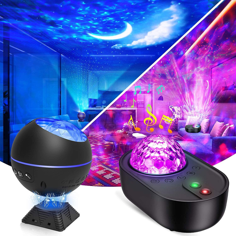 Galaxy Oklahoma City Mall Projector Star 3 in Light Night Ocean Store 1
