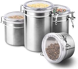 Best kitchen salt containers Reviews
