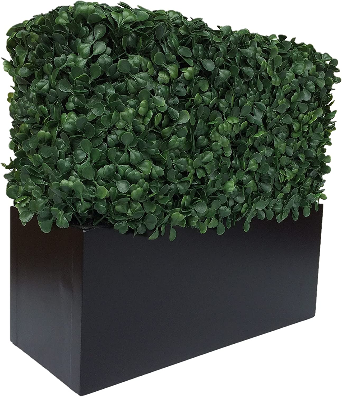 Artificial Boxwood Topiary Plant Shrub Planter Ranking TOP8 Denver Mall 1 Tabletop Indoor