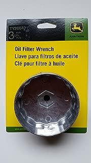 John Deere Original Equipment Wrench for AM125424/AM101207 filters #TY26640