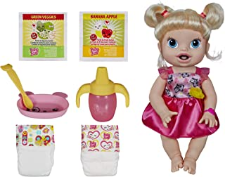 baby alive my baby all gone doll blonde