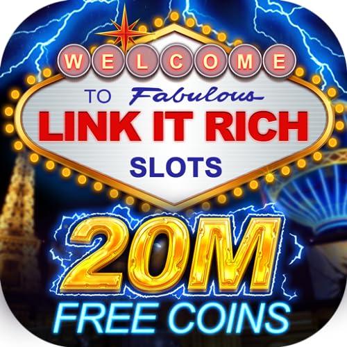 Link It Rich! 2019 Hot Vegas Casino Slots FREE