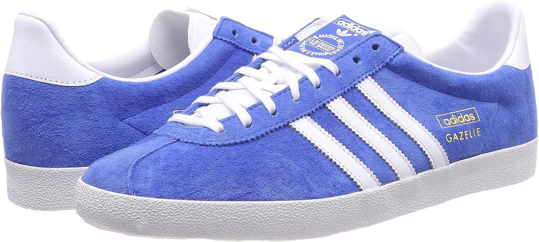 adidas Gazelle Og, Sneakers Basses homme, Bleu (Bright Royal/White ...