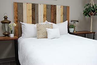 Best wicker headboards king size beds Reviews