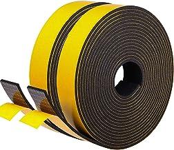 Dichtband Zellkautschuk Moosgummiband Fensterdichtung Moosgummi Stärke 6-15mm