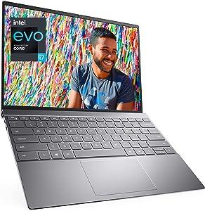 Dell Inspiron 13 5310 , 13.3 inch QHD (Quad High Definition) Non-Touch Laptop, Slim and Light Laptop - Intel Core i7 Evo, 16GB LPDDR4x RAM, 512GB SSD, Windows 10 - Platinum Silver (Latest Model)