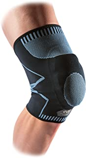 McDavid Custom Recovery Cold Pack Elastic Knee Sleeve Compression Wrap with Reusable Ice Packs to Reduce Swelling