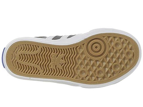 Kid Kid Goma Gris 4 Matchcourt Skateboarding adidas Big 4 Little Blanco Calzado vqXTtnO