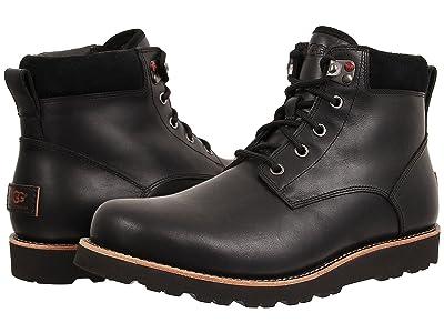 UGG Seton TL (Black Leather) Men