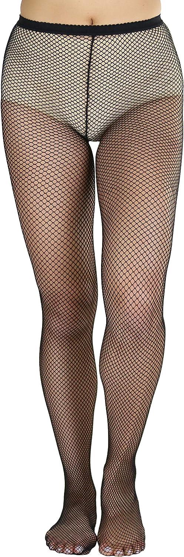 ToBeInStyle Women's Seductive Spandex Fishnet Pantyhose