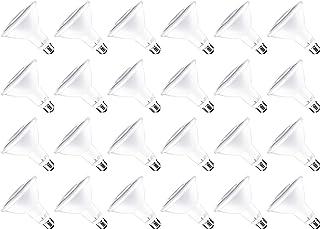 Hyperikon PAR38 LED Bulb Dimmable, 14W=100W, CRI 90+ Flood Light Bulb, E26 Base, Warm White, 2700k, UL, Energy Star, 24 Pack