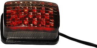 YFM LED Smoke lens tail brake stop light ATV UTV 350 400 450 660 250 4x4 Yamaha Grizzly, Viking, Rhino, Big Bear, Kodiak, Bruin, Wolverin, Bear Tracker