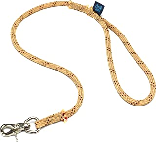 ドッグ・ギア ザイルリード タイプS ロープ径8mm 全長180cm ベージュ 「愛犬とのコミュニケーションを楽しむためのリードです」