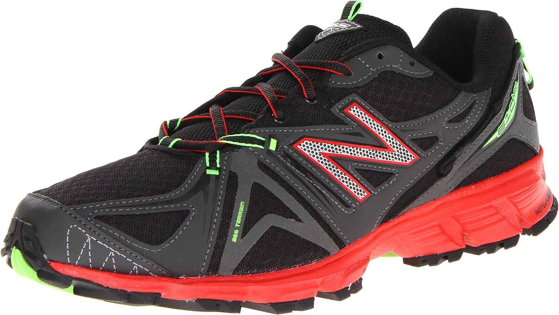 Amazon.com | New Balance Mens MT610v2 Trail Running Shoe, Grey ...