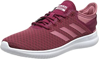 adidas Women's Cloudfoam QT Flex Shoes, Mystery Ruby/Trace Maroon/Maroon