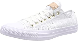 Amazon.fr : converse basse blanche - 37.5 / Chaussures femme ...