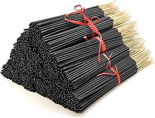 گیاهان گورن عود و گیاهان عود معجون ، 185 گرم در هر بسته 85 تا 100 ، با کیفیت برتر صاف و تمیز ، هر چوب 10.5 اینچ مدت زمان سوختن طولانی هر کدام 45 تا 60 دقیقه است.