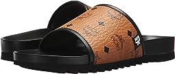 MCM - Visetos Slide Sandal