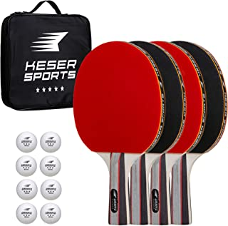 ping pong paddle brands
