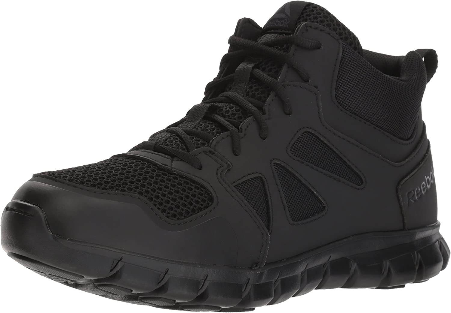 Reebok Men's Sublite Cushion Tactical Rb8405 Military & Tactical Boot