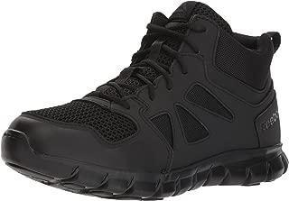 mens athletic shoes black