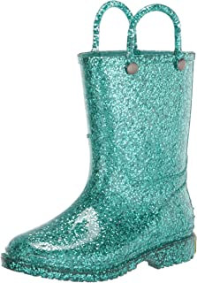 Western Chief Glitter Pvc Boot girls Rain Boot