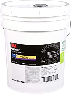 3M Fastbond Contact Adhesive 30NF, Neutral, 5 Gallon Drum (Pail)