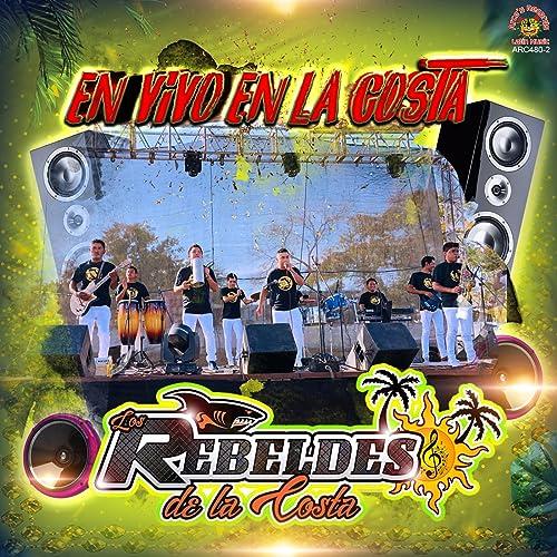 En Vivo En La Costa by Los Rebeldes de La Costa on Amazon ...