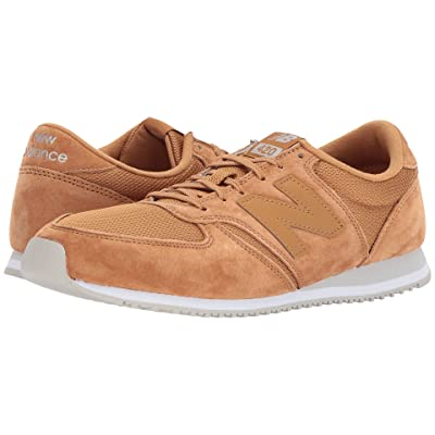 New Balance Classics U420v1 (Tan/Tan) Running Shoes