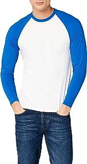 Fruit of the Loom Men's Baseball Classic Long Sleeve T-Shirt