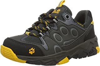 Jack Wolfskin Kids' MTN Attack 2 Texapore Low K Hiking Boot