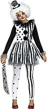Killer Clown Girls Costume