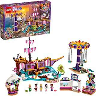 Lego Heartlake City Amusement Pier 75938, Multi-Colour, 41375