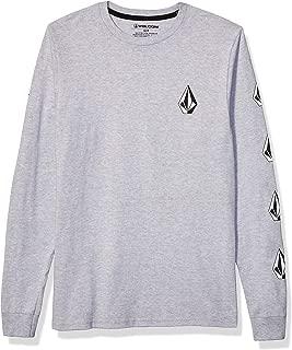 Volcom Men's Deadly Stones Long Sleece TEE Shirt