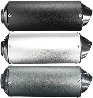 Broco Scarico 51 millimetri universale del motociclo del silenziatore del tubo silenziatore DB Killer rumore Eliminator Style 4