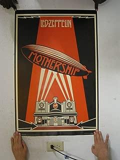 (24x36) Led Zeppelin Mothership Music Poster Print