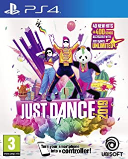 Just Dance 2019 by Ubisoft for PlayStation 4