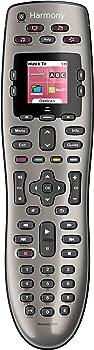 Logitech Harmony 650 Advanced Universal Remote Control