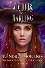 Vicious as a Darling (Daughters of Neverland Book 1) (English Edition)