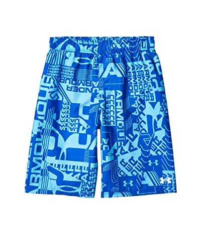 Under Armour Kids Delayed Volley (Big Kids) (Surfs Up) Boy