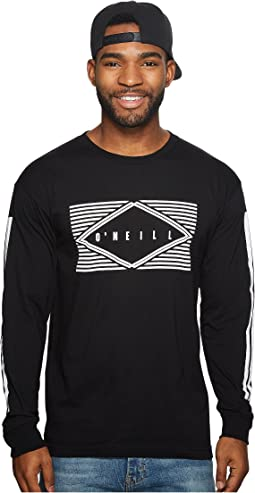 Eyeball Long Sleeve Screen Tee