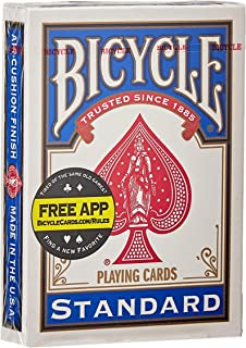 Bicycle Playing Cards Standard, Blue