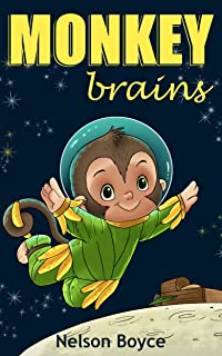 Children's book: Monkey Brains -Kids Hilarious, Action & Adventure book, Bedtime story Book