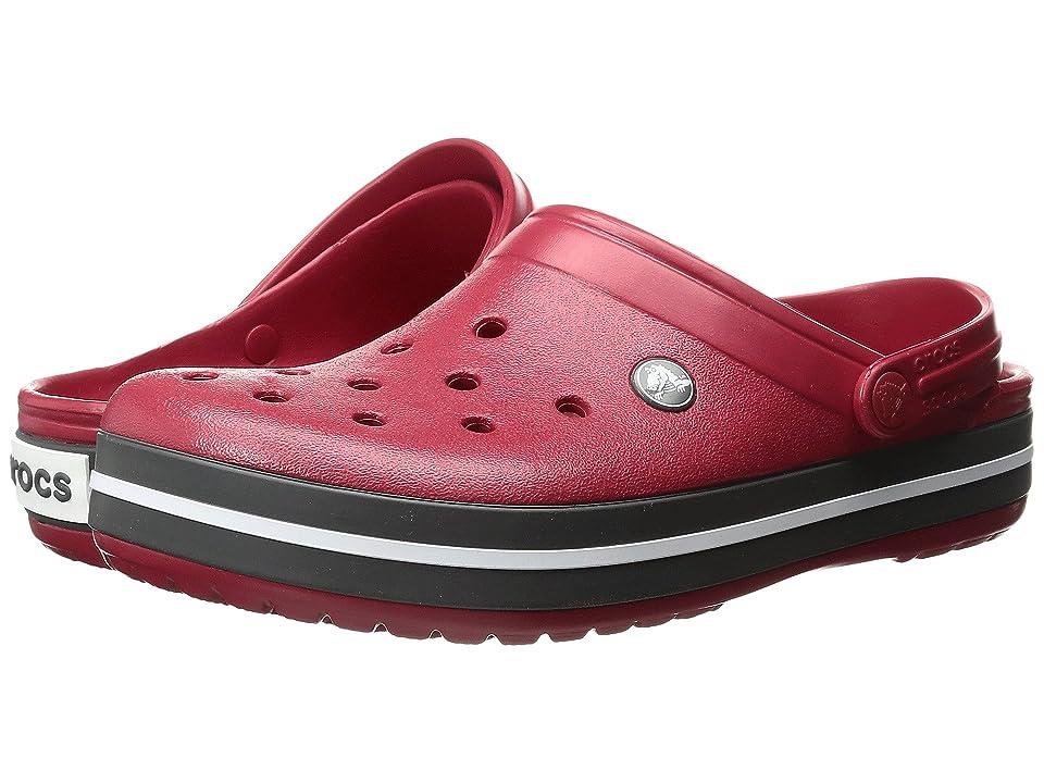 Crocs Crocband Clog (Pepper) Clog Shoes